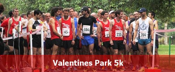 Valentines Park 5k